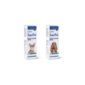 Лосьон для ушей `SaniPet` для котов и собак 15 мл – ИМ «Обжора»