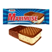 Мороженое Ласка (Laska) Максимюс 90 г – ИМ «Обжора»