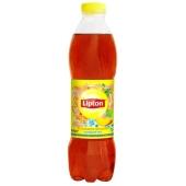 Чай Ліптон 1л  холодн. чорний з персиком – ІМ «Обжора»