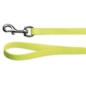 Поводок `Easy Life` Трикси (Trixie) ПВХ желтый неон S-XL 1м/17мм 20710 – ИМ «Обжора»