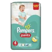 ZZZ Підгузки PG PAMPERS трусики дит. Pants Maxi (9-15 кг) Джамбо 52 – ІМ «Обжора»