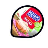Сыр Наш Молочник  Янтарь 60% 90 г – ИМ «Обжора»
