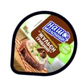 Сыр Наш Молочник Жульен грибной 60% 90 г – ИМ «Обжора»