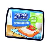 Сыр Наш Молочник Сливочный 55% 160 г – ИМ «Обжора»