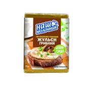 Сыр Наш Молочник Жульен грибной  40% 90 г – ИМ «Обжора»