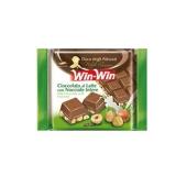 Шоколад Вин-Вин (Win-Win) молочный лесной орех 75 г – ИМ «Обжора»