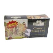 Чай Ахмад (Ahmad) Классический черный без/ярл 25п*2г – ИМ «Обжора»