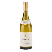 Вино Maison Джин Лорон (Jean Loron) Шабли белое сухое 0,75 л – ИМ «Обжора»