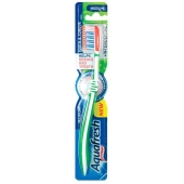 Зубная щетка Аквафреш (Aquafresh)  Медиум – ИМ «Обжора»