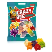 Конфеты Рошен (Roshen) Crazy Bee Gummi Monsters 100 г – ИМ «Обжора»