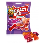 Конфеты Рошен (Roshen) Crazy Bee Gummi Activities 100 г – ИМ «Обжора»