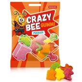 Конфеты Рошен (Roshen) Crazy Bee Gummi Puzzles 100 г – ИМ «Обжора»