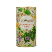 Чай Ловаре (Lovare) Мароканская мята 80 г – ИМ «Обжора»