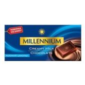 Шоколад Миллениум (Millennium) молочный, 100 г – ИМ «Обжора»