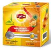 Набор Чай Липтон (Lipton) Набор + Ложка 2*25п – ИМ «Обжора»