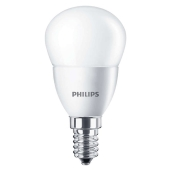 Лампа Филипс (Philips) CorePro lustre ND 5.5-40W E14 840 P45 FR светодиодная – ИМ «Обжора»