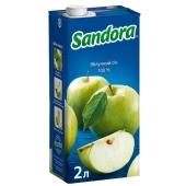 Сік Сандора 2л яблуко – ІМ «Обжора»