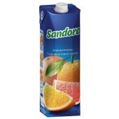 Нектар Сандора (Sandora) Апельсин-грейпфрут 1 л – ИМ «Обжора»