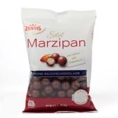 Драже Зентис (Zentis) Марципан в темном шоколаде 125г – ИМ «Обжора»