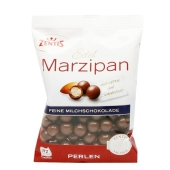 Драже Зентис (Zentis) Марципан в молочном шоколаде 125 г – ИМ «Обжора»