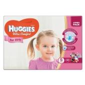 Підгузки HUGGIES Ultra comfort jumbo 5 42 шт дів – ІМ «Обжора»