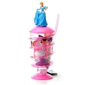 Конфеты Бип (Вip) чашка непроливайка с конфетами Disney – ІМ «Обжора»