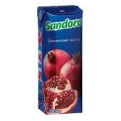 Гранатовый нектар Сандора (Sandora)  0.25 л – ИМ «Обжора»