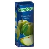 Сік Сандора 0,25л зел.яблуко – ІМ «Обжора»