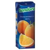 Сок Сандора (Sandora) апельсин 0,25 л – ІМ «Обжора»