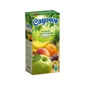 Нектар Садочок мультифрукт 0.5 л – ИМ «Обжора»