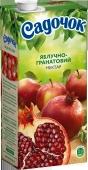 Нектар Садочок яблочно-гранатовый 0,95 л – ИМ «Обжора»