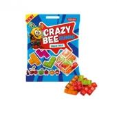 Конфеты Рошен (Roshen) Crazy Bee Gummi squatris 100 г – ИМ «Обжора»