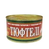 Рыбные тефтели Щедрый пан в т/с 240г – ИМ «Обжора»