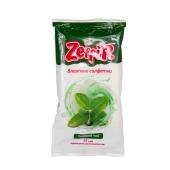 Салфетки влажные Зефир (Zeffir) Зеленый чай детские 12 шт – ИМ «Обжора»