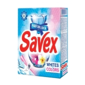 Стиральный порошок Савекс (Savex) Diamond Parfum 2в1 д/руч. white&colors 400 г – ИМ «Обжора»