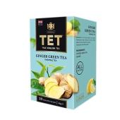 Чай Тет Зеленый с имберем 20п*2г – ИМ «Обжора»