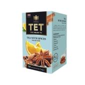 Чай Тет Черный со специями 20п*2г – ИМ «Обжора»