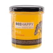Мед  Бихеппи (Beehappy) цветочный 400мл – ИМ «Обжора»