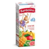 Сік Bambolina 200мл мультифрукт т/п – ІМ «Обжора»