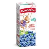 Сік Bambolina 200мл яблуко-лохина нектар т/п – ІМ «Обжора»