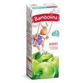 Сок Бамболина (Bambolina) яблочный 200мл – ИМ «Обжора»