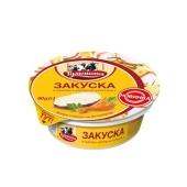 Закуска Тульчинка с сыром и Курицей 55% 90г – ИМ «Обжора»