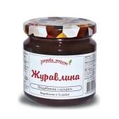 Фрукты Здорова родина Клюква с сахаром 220 г – ИМ «Обжора»