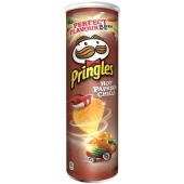 Чипсы Принглс (Pringles) острые паприка чили 190 г – ИМ «Обжора»