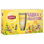Набор Чай Липтон (Lipton)  4*25п + чашка в подарок – ИМ «Обжора»