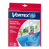 Салфетки Вортекс (Vortex) с микрофибры д/стекла и зеркал – ИМ «Обжора»
