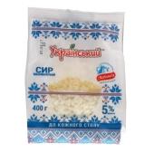 Творог Украинский 5% 400г – ИМ «Обжора»