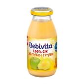Сок Бебивита (Bebivita) яблоко-груша 200г – ИМ «Обжора»
