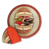 Сыр Ландана (Landana) Красный песто, 50% – ИМ «Обжора»