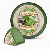 Сыр  Ландана (Landana) Зелёный песто 50% – ИМ «Обжора»